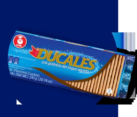 Producto Ducales Tradicional taco